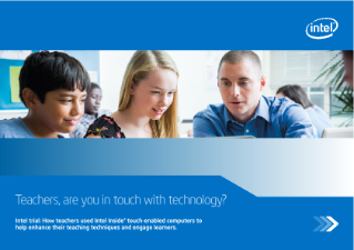 Teachers, Are You in Touch with Technology?