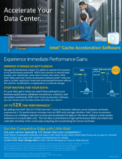 Accelerate Your  Data Center.