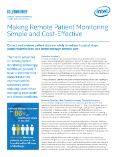 Making Remote Patient Monitoring Simple and Cost-Effective