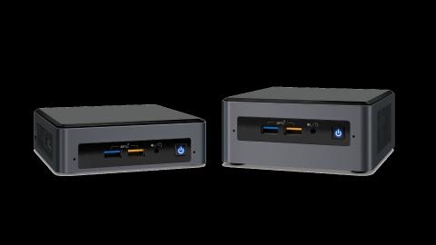 Intel® NUC Kits NUC8i5BEK and NUC8i5BEH Product Brief